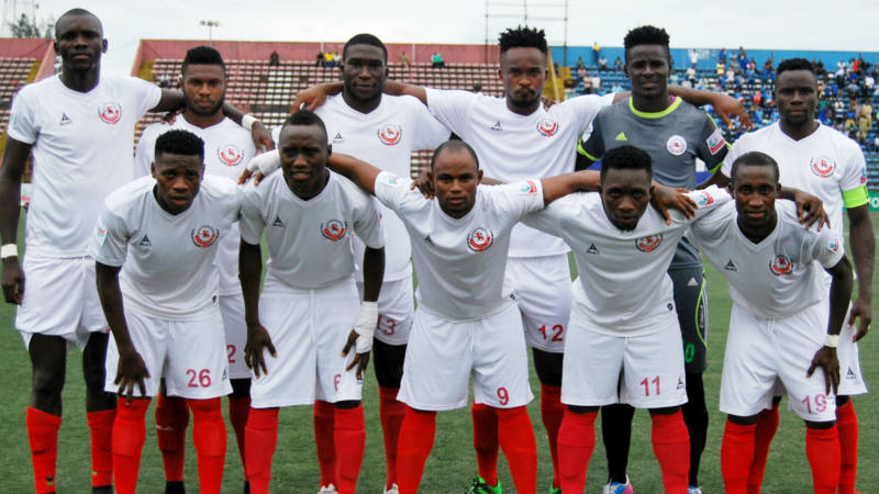 CAF Champions League: Rangers to face JS Saoura