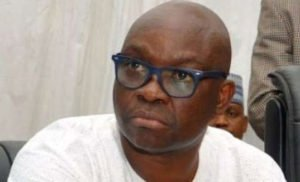 Buhari must govern physically, not through proxies‎ – Fayose
