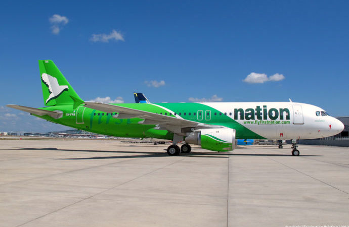 NCAA fines First Nation Airlines, pilot