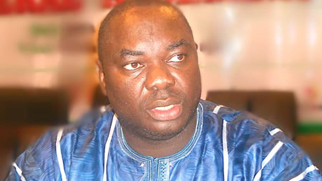 Chris Giwa protests against FIFA ban