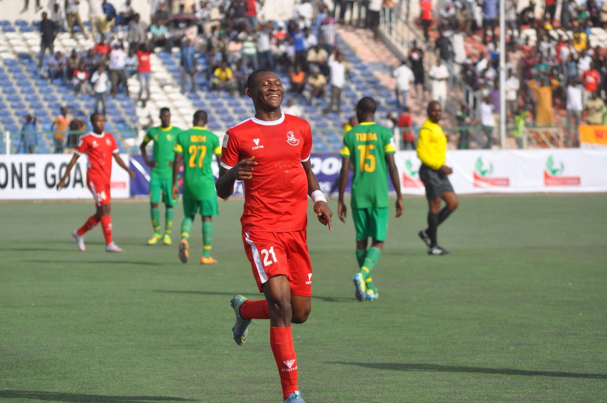 IfeanyiUbah get Obaje boost ahead Al Masry return leg