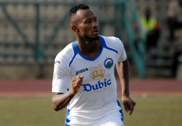 Strike against Akwa special – Enyimba's Udoh