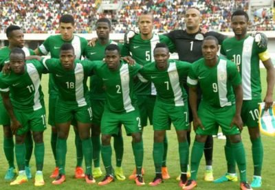 Nigeria to play Senegal, Burkina Faso in March