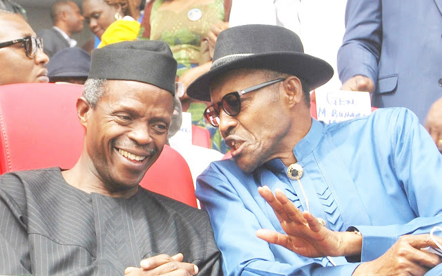 Osinbajo/Buhari comparisons work of mischief makers – Ojudu