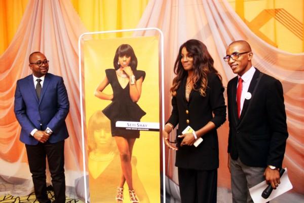 Multiple Award Winning Musician ,Seyi Shay bags Brand Ambassador
