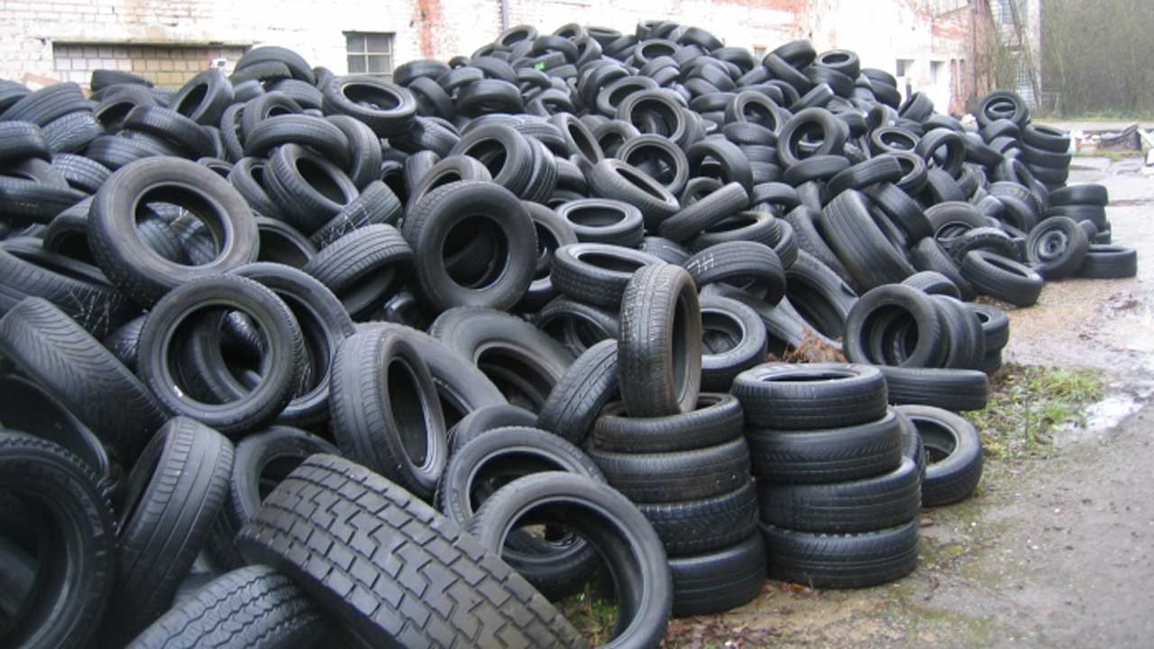 SON impounds fake tyres valued at $15.9m