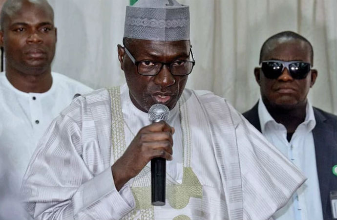 BREAKING : Supreme Court declares Ahmed Makarfi PDP chairman