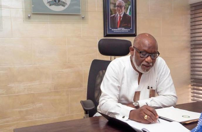 Olanusi's victory triumph for democracy – Akeredolu