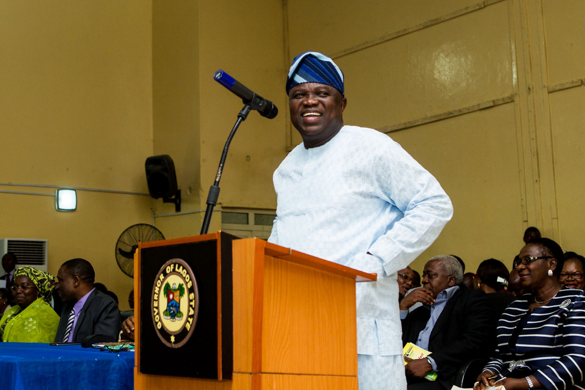 Lagos State government trains Civil Servants on leadership