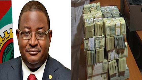 Former NNPC GMD, Andrew Yakubu sues EFCC over seized $9.8M