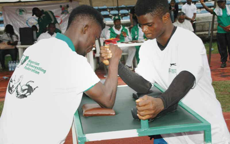 Lagos to host African Armwrestling Championship