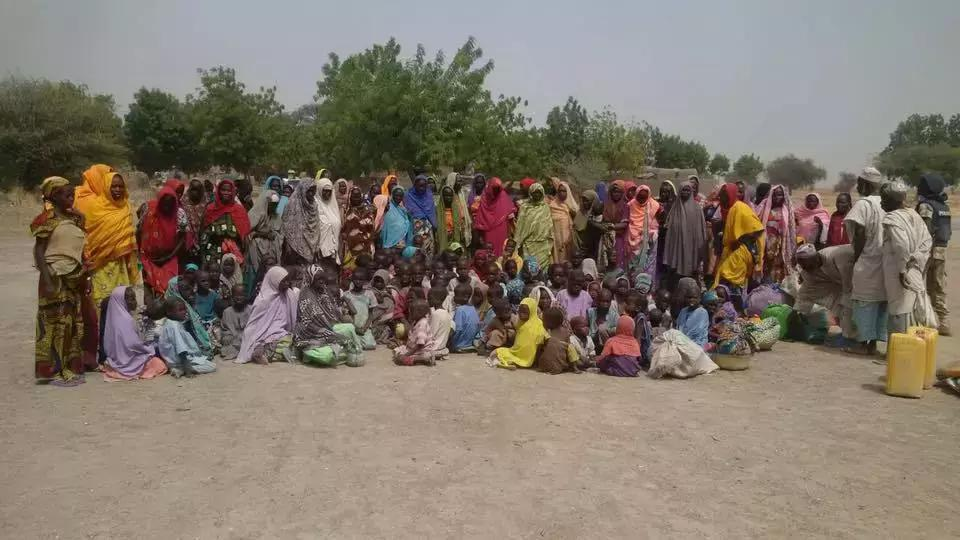 Nigerian Army rescues 211 civilians from Boko Haram