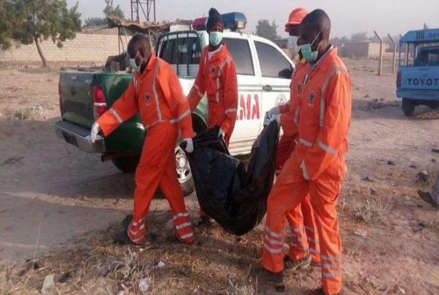 Four teenage suicide bombers, two others killed in Maiduguri attack