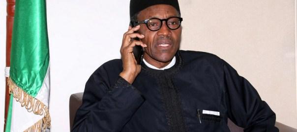 I'll return soon, Buhari tells Kogi Governor
