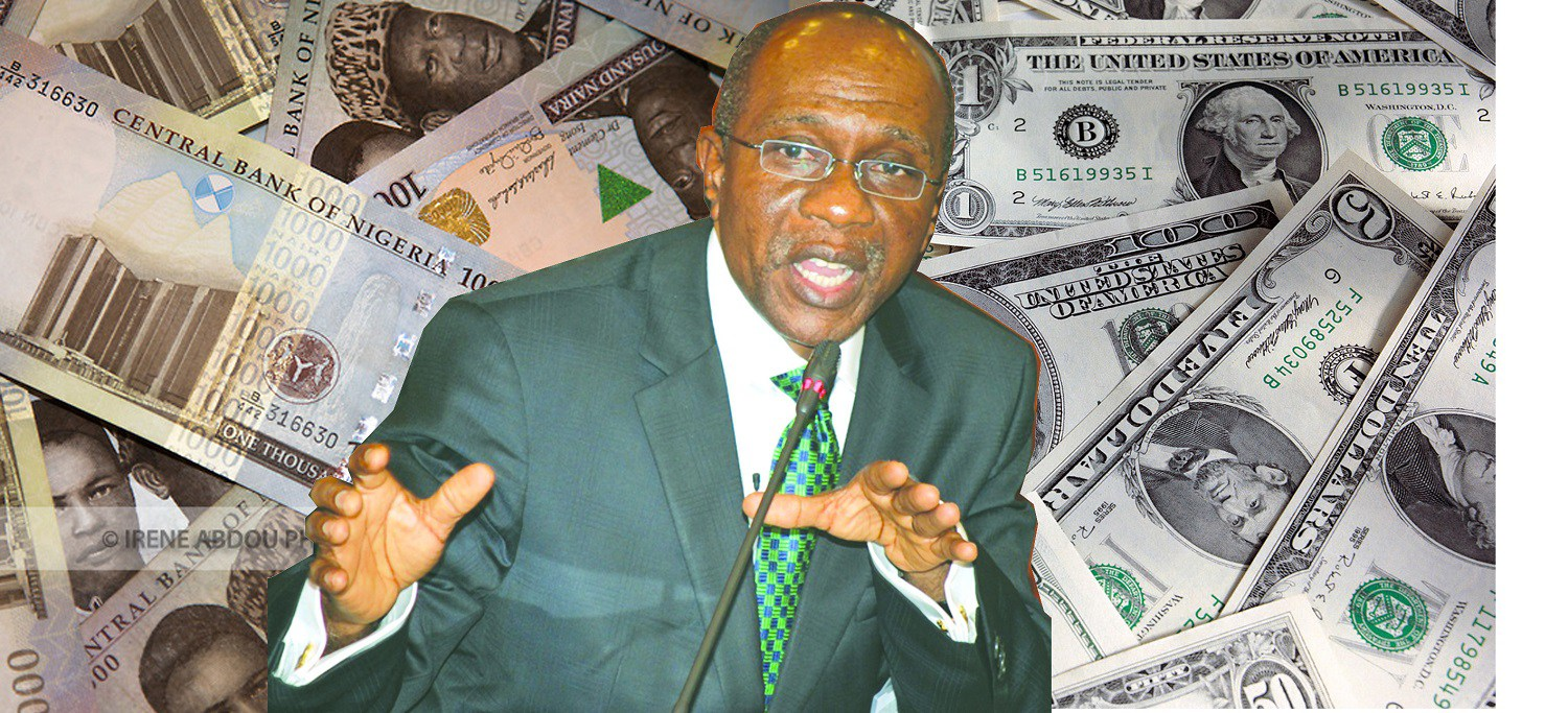 CBN sells forex to BDCs at N360/$