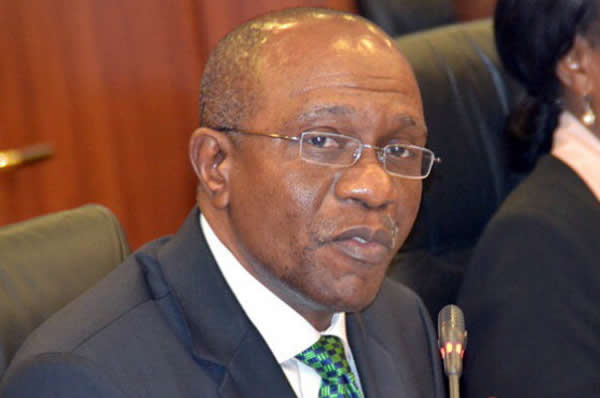 CBN clarifies forex intervention move