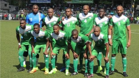 Comoros hold advantage in 2019 AFCON qualifier