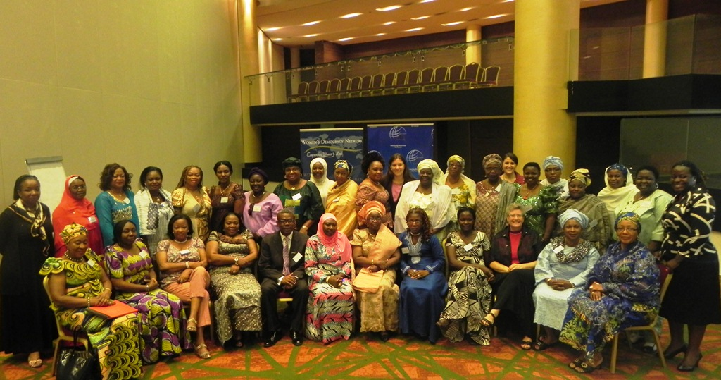 Kaduna women strategise for improved political participation