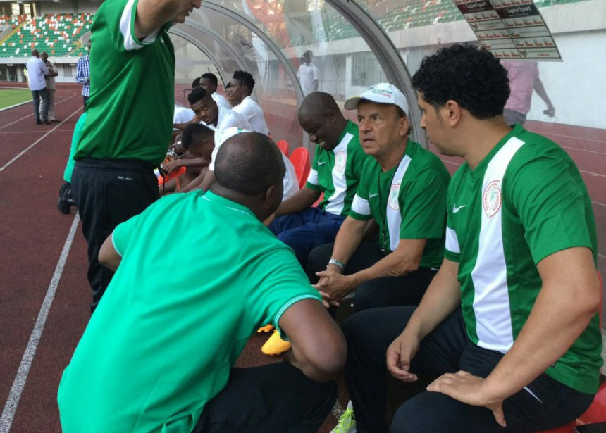 NFF Technical Committee back Rohr's call-up