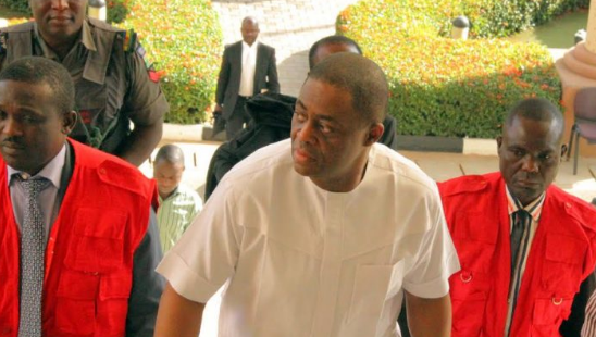 Justice Hassan withdraws from Femi Fani-Kayode's case