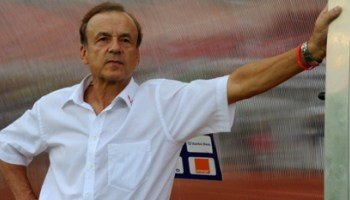 Qualify Eagles for 2018 W/Cup or get sacked, NFF tells Rohr