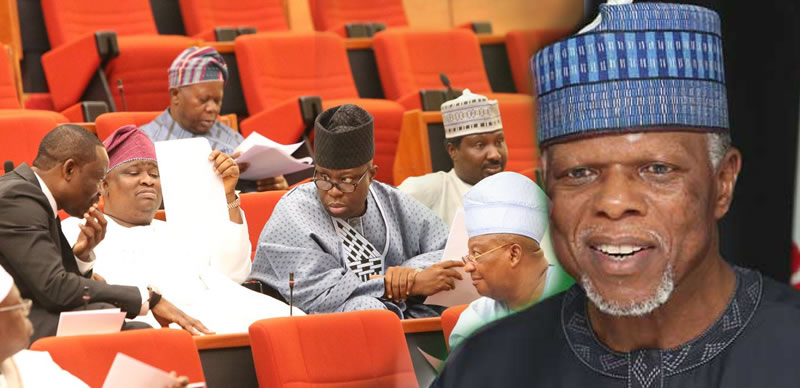 Senators ask Customs boss, Hameed Ali to resign