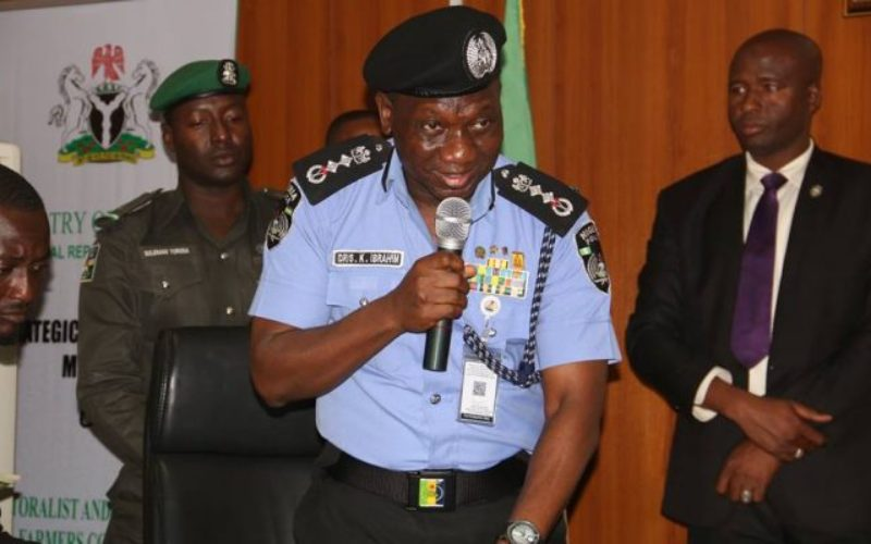 IGP links Benue attacks to militant group in Gara