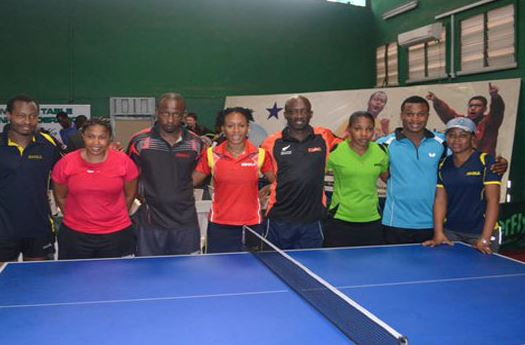 ITTF: Nigerian Contingent out on Wednesday