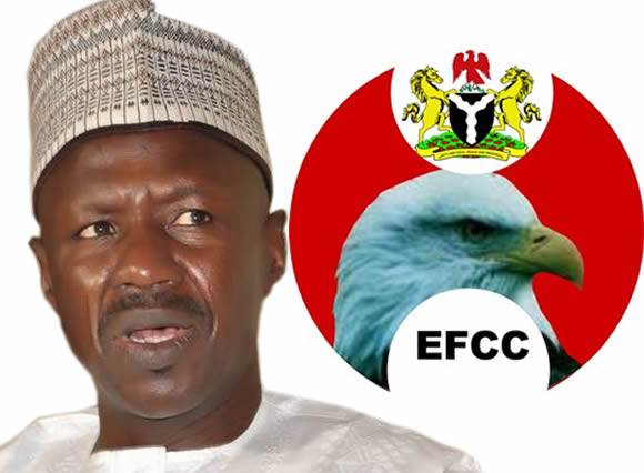 Magu Can Continue as Acting EFCC Chair Indefinitely', Sagay Advises Buhari