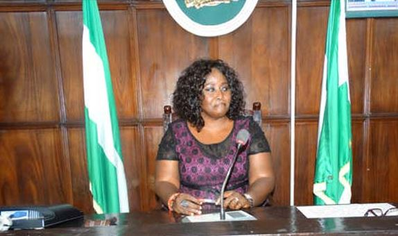 Ondo State House of Assembly Speaker, Mrs. Jumoke Akindele resigns