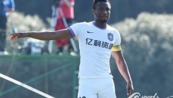 Mikel, Ighalo open Chinese season on a losing note