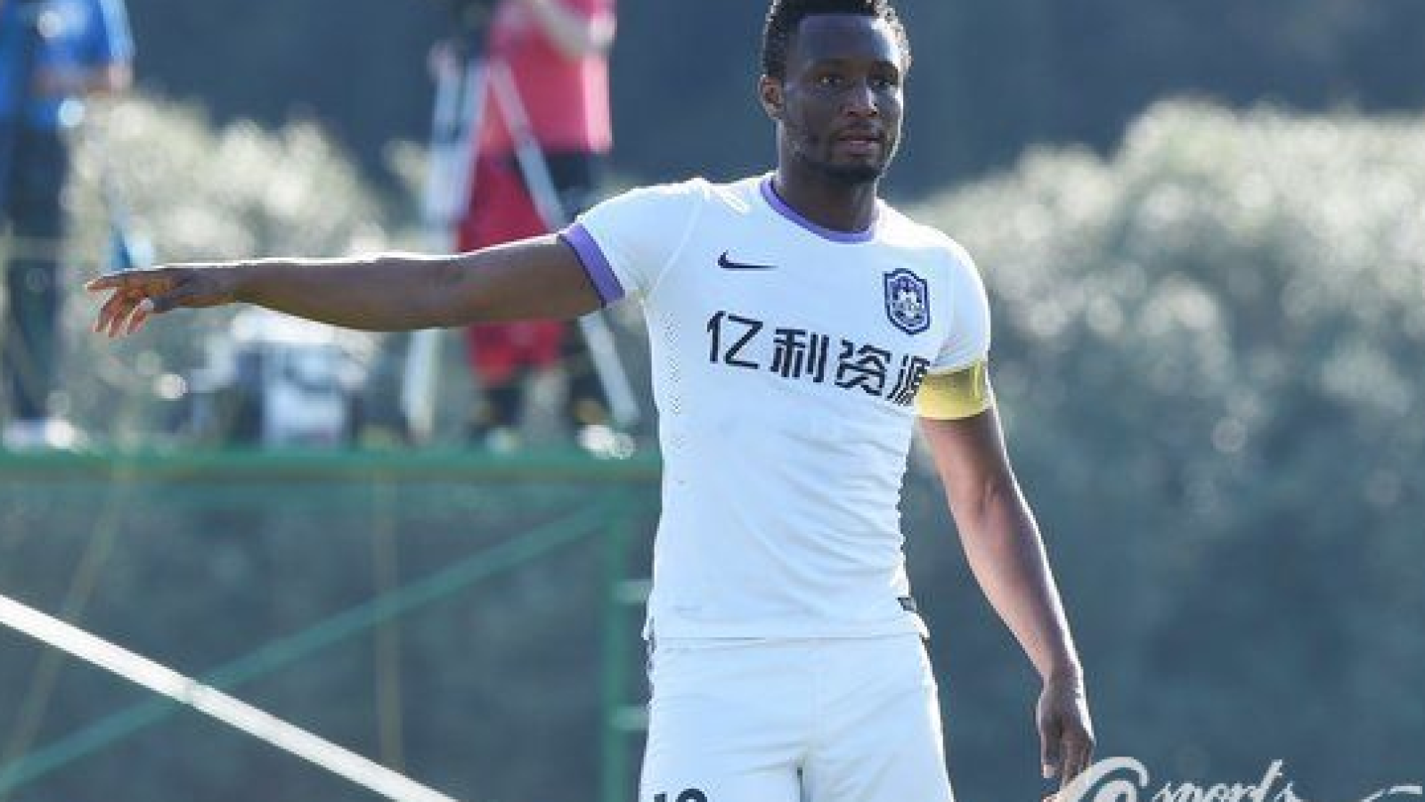 Obi to wear jersey number 10 for TEDA