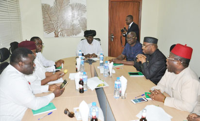 PDP govs meet Jonathan over party crisis