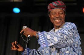 King Sunny Ade is 'Change Begins With Me' Ambassador