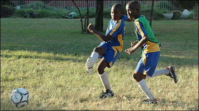 Eko Football helps tackle age cheating