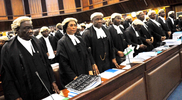 Lagos gets 3 new judges