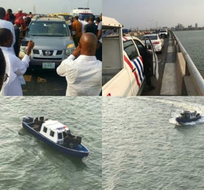 Police yet to recover body of medical doctor from Lagos Lagoon