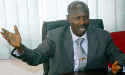 I'm unperturbed by my non-confirmation as EFCC chair – Magu