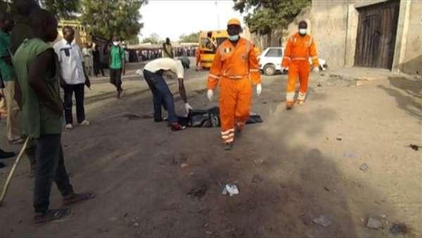 Suicide bombers kill four persons outside Maiduguri