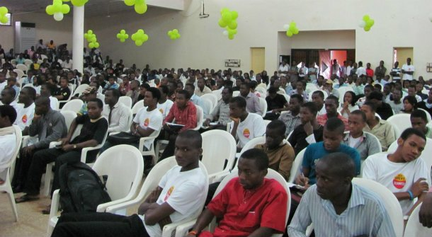 Group enjoins youths to become solution providers