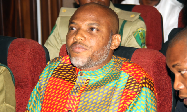 IPOB chief Kanu to face five charges