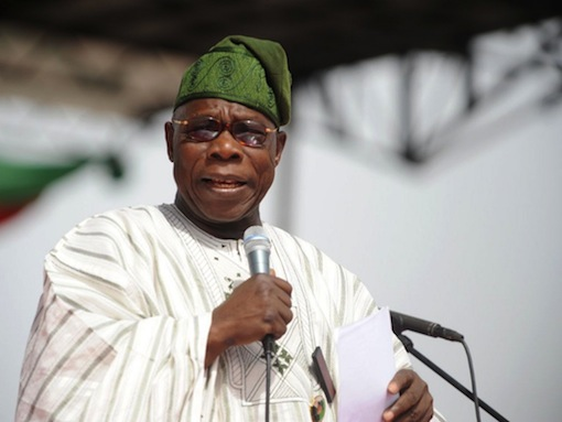 Obasanjo forced govs to donate to library project – Fayose