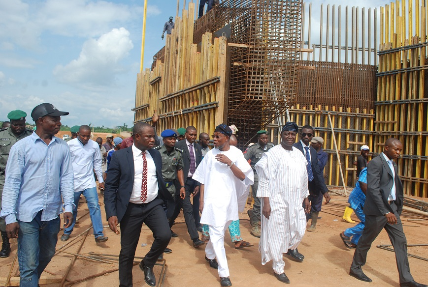 FG promises to complete projects in Osun