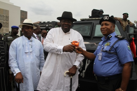 'Stop and Search' not for extortion, says Bayelsa CP