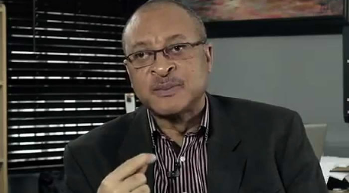 Pat Utomi charges FG to rescue Nigeria from recession