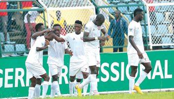 Enugu Rangers storm Cairo full of confidence