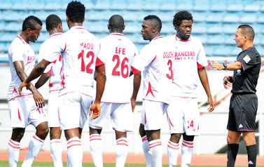 CAF: Rangers lost 4-1 to Egyptian giant, Zamalek