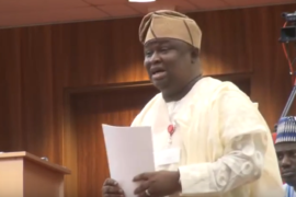 Resign if you can't wear uniform, Senator Adeola replies Customs boss