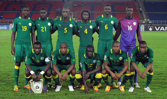 Senegal set to name squad for Nigeria clash