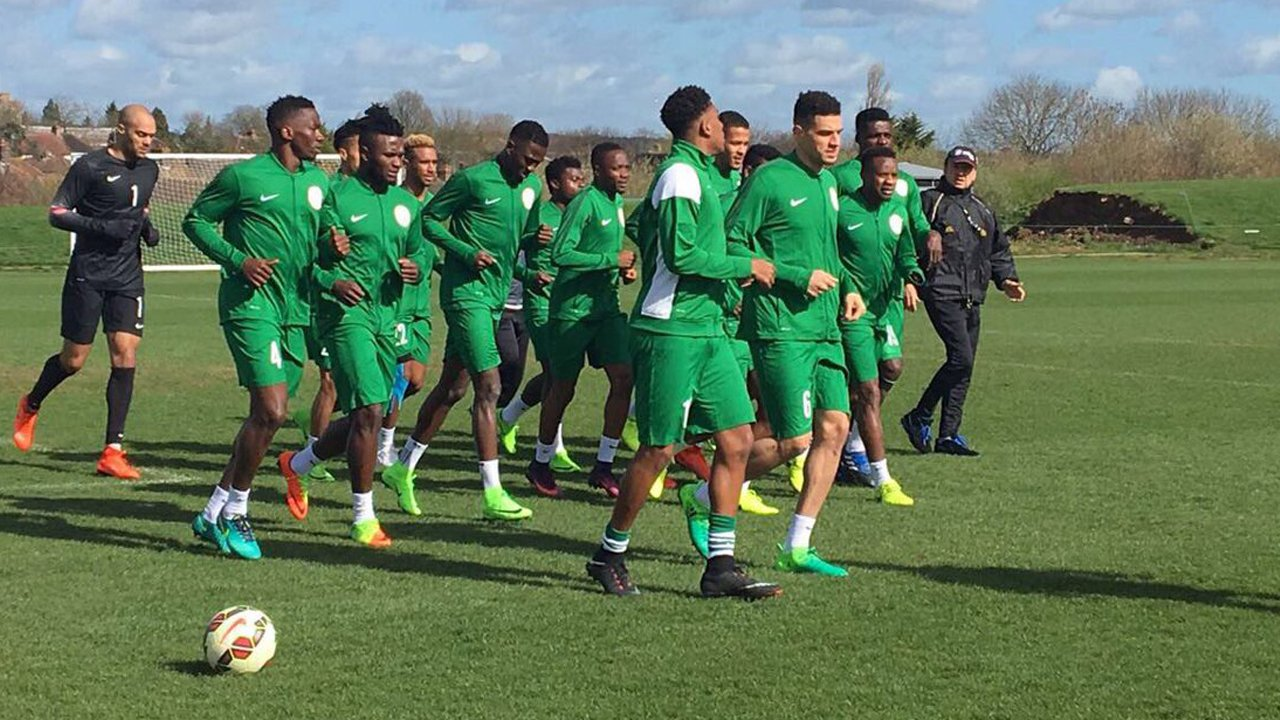 NFF confirms Togo friendly for Eagles